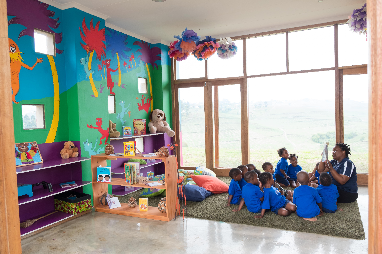 NIVEA and Thanda partner to create fairytale ECD Classrooms
